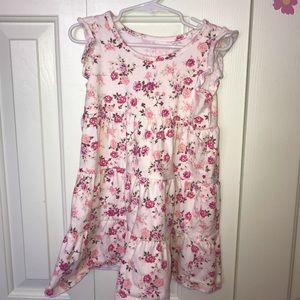 Floral Print Dress!